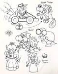 Draw Super Mario Stuff 2