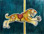 Hu the Chinese Zodiac Tiger