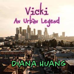 Vicki An Urban Legend cover WIP