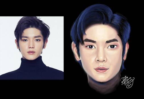 Na Jaemin Portrait