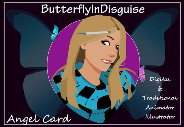 ButterflyInDisguise's Profile Picture