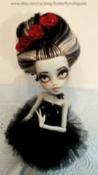 Frankie OOAK by ButterflyInDisguise