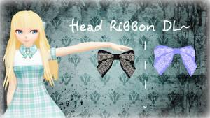 Head Ribbon -DL-