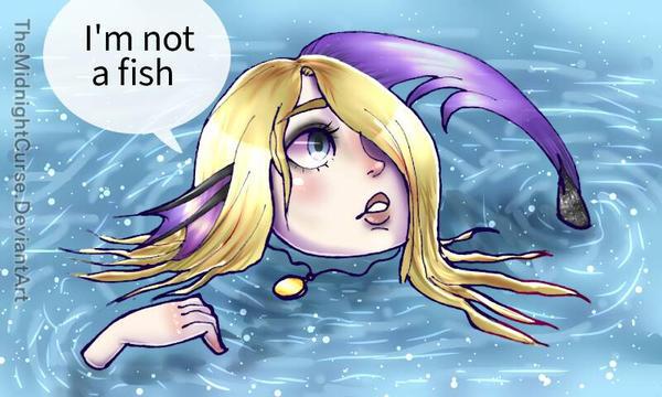 Fishy  by TheMidnightCurse