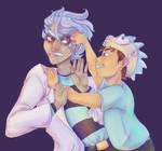 Zero Rick and Super Rick fan Morty
