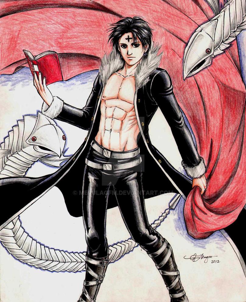 Lucifer X Pierce: Kuroro Lucifer Fan Art By MerulaGFM On DeviantArt