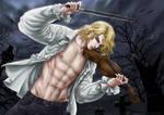 Vampire Lestat fanart