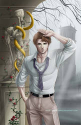 Thirst of Angels: Gregory