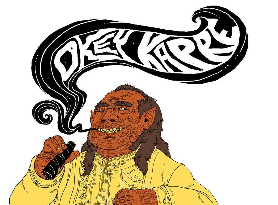 Okey Kapre by sprukununuy
