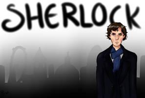 Sherlockin' much?