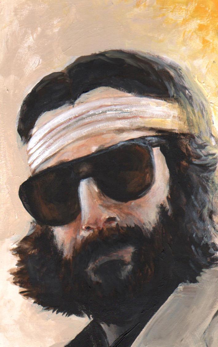Richie Tenenbaum by mikemorrocco