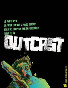Outcast one sheet