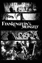 Frankenstein pg1 by mikemorrocco