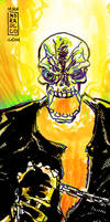 GHOST RIDER by mikemorrocco