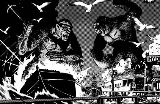 KK vs Frankenstein 1