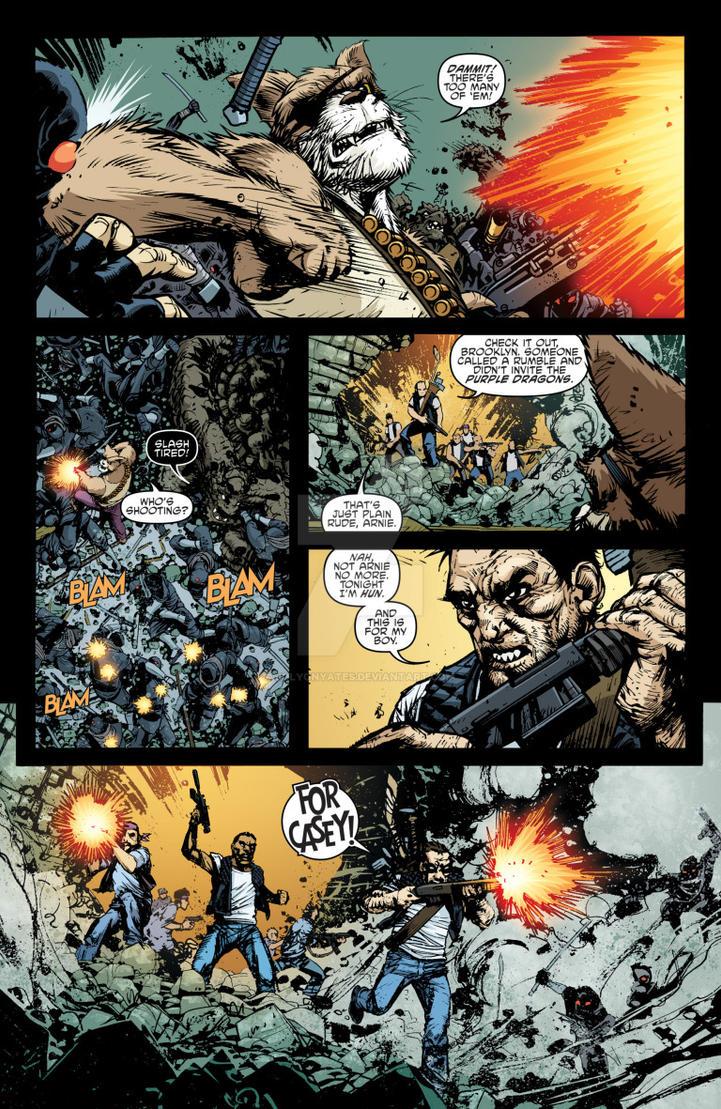 Teenage Mutant Ninja Turtles Deviations pg17 by JolyonYates