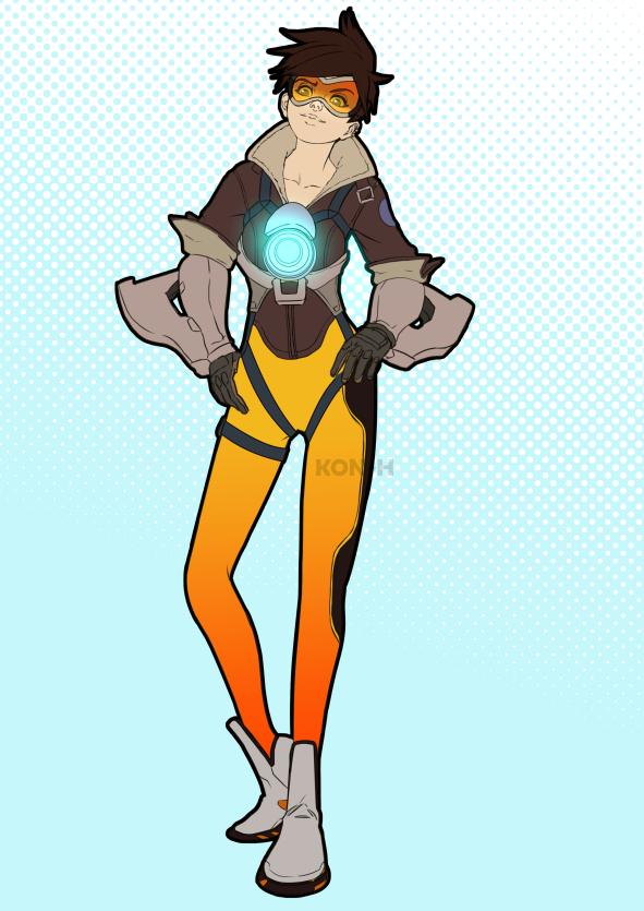 Tracer by Kon-H
