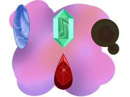 Fancy Mystery Gemstone Adopts {OPEN 3/4} by NarcissisticRose