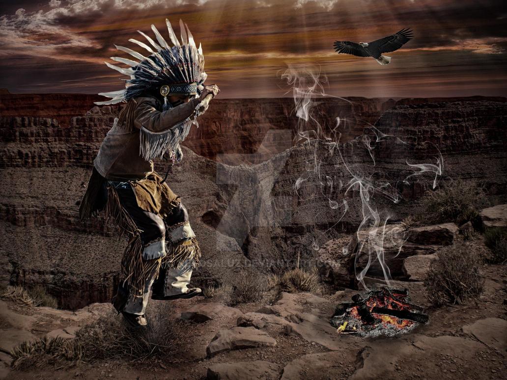The last Native - Reto Saluz by RetoSaluz