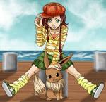 Pokemon by MymyArtzone