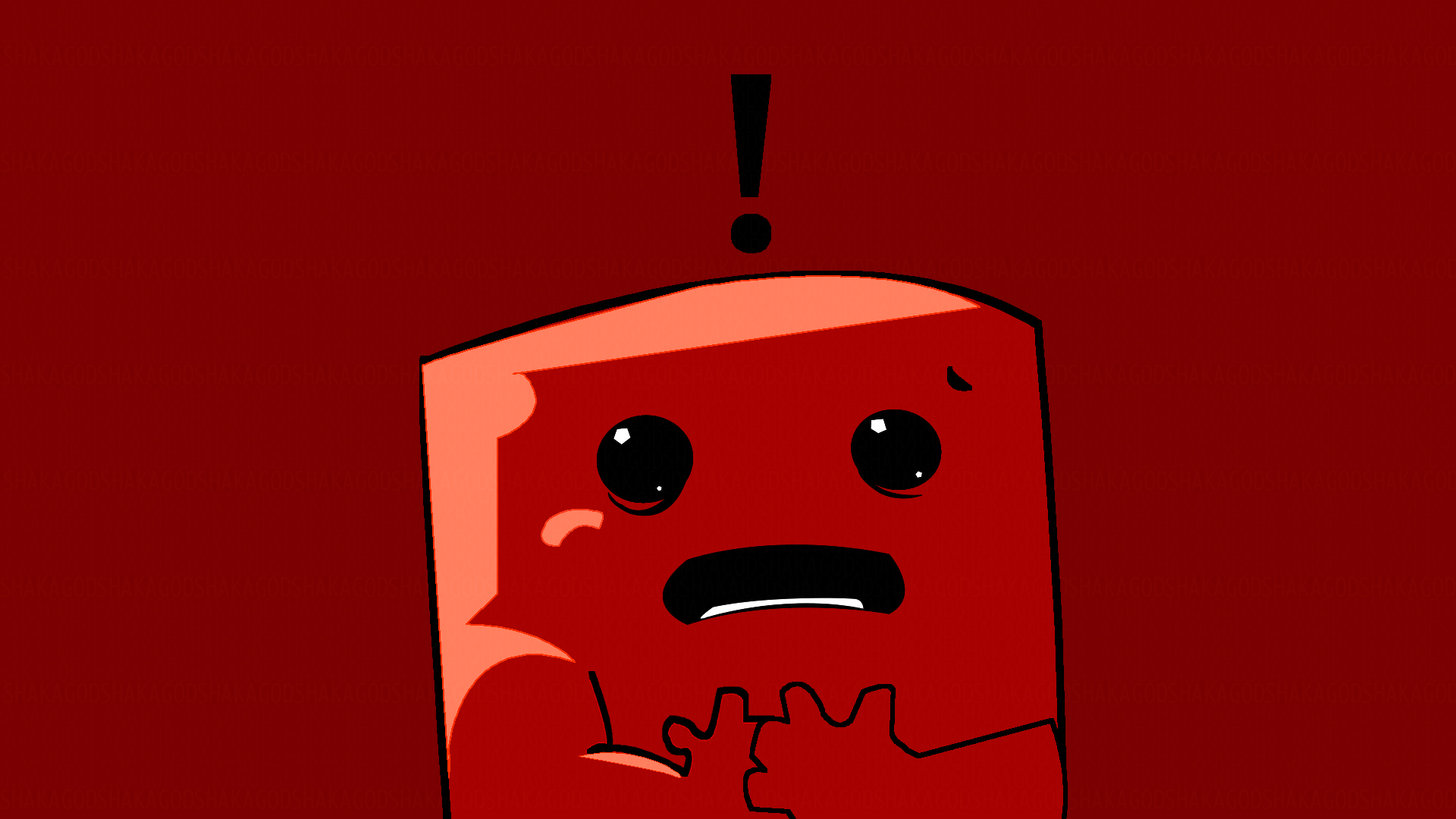 Super Meat Boy by ShakaGod