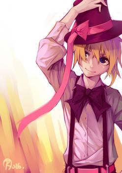 Kagamination Len