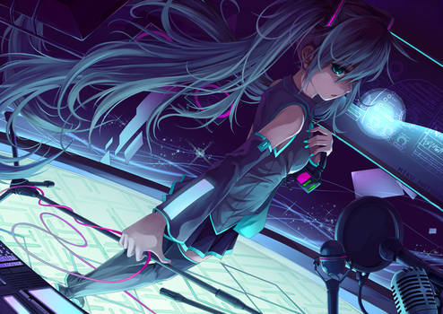 Vocaloid 1ST cover remake