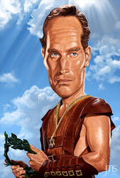 Ben-Hur by donjapy2011