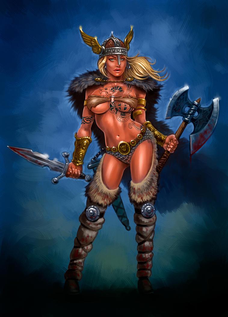 Naked amazon warrior babes videos naked movie