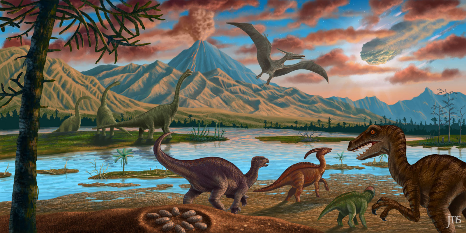 Dinosaurs By Donjapy2011 On DeviantArt