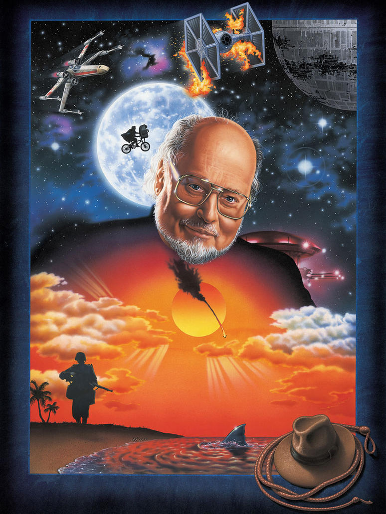 john williams poster by donjapy2011 on deviantart