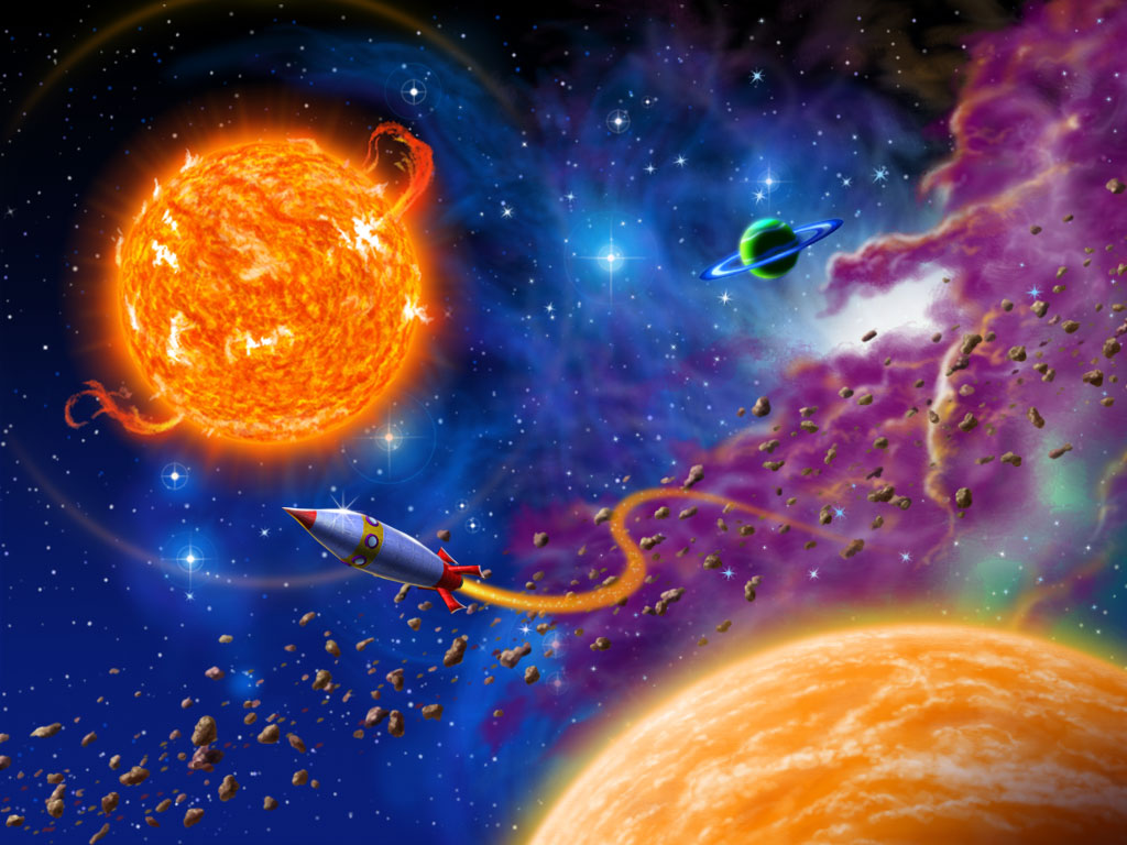 Outer space by donjapy2011 on deviantart for Outer space garden design