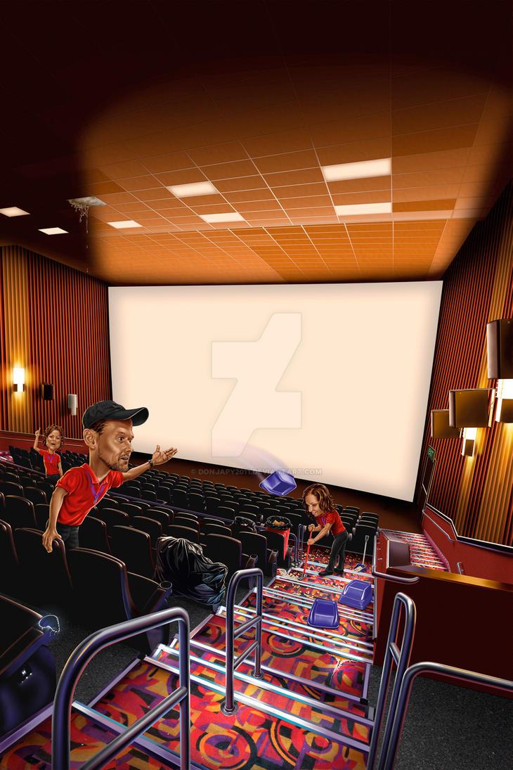 Auditorium Safety by donjapy2011