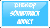 Disney Soundtrack Addict Stamp by CurlyHairedDemon
