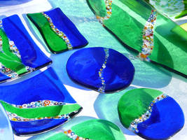 Sea Glass by CurlyHairedDemon