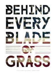Behind Every Blade of Grass - GUNR