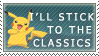 Classics Stamp by MakeshiftShakedown
