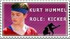 Kicker stamp by MakeshiftShakedown