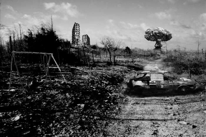 Nuclear Wasteland by XxHighfirexX
