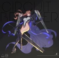 CIRCUIT BREAKER_K2 by lovecacao