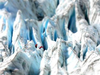 Franz Josef glacier by postaldude66