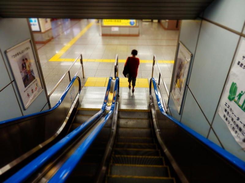 Tokyo Metro by postaldude66