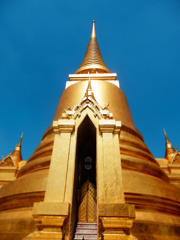 Bangkok Royal Palace by postaldude66