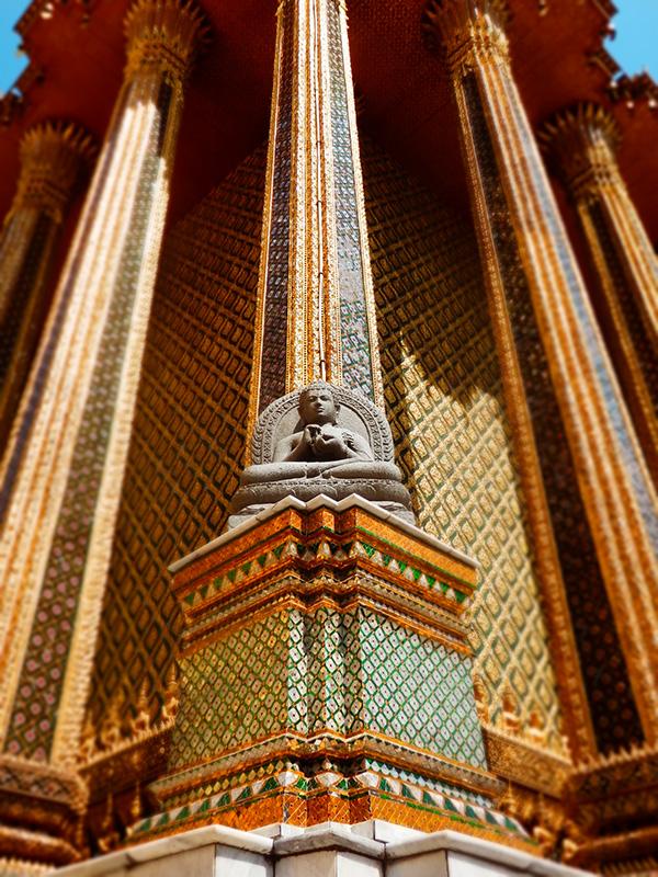Bangkok Royal Palace 2 by postaldude66