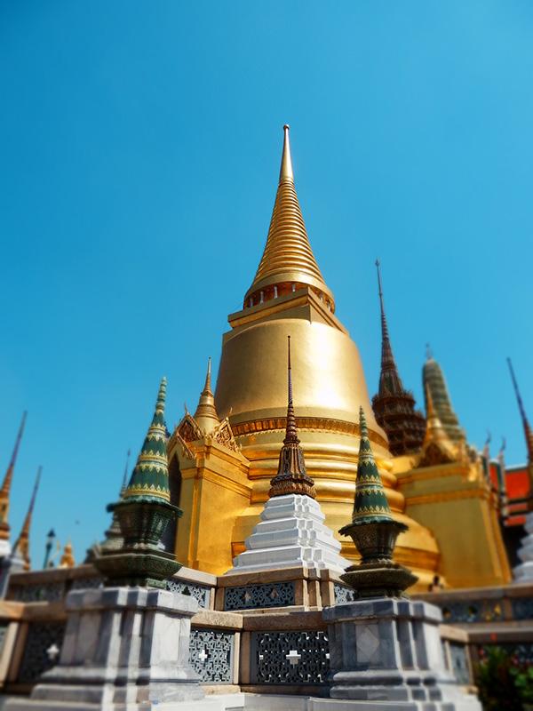 Bangkok Royal Palace 4 by postaldude66