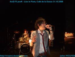 AciD FLavoR - live in PARIS by mopiou