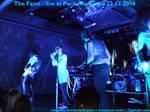 The Faint live  Showcase Paris