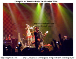 KILLERPILZE PARIS BATACLAN by mopiou