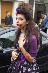Zombie Walk Paris 2014 - Ebeyne - Novembre 8