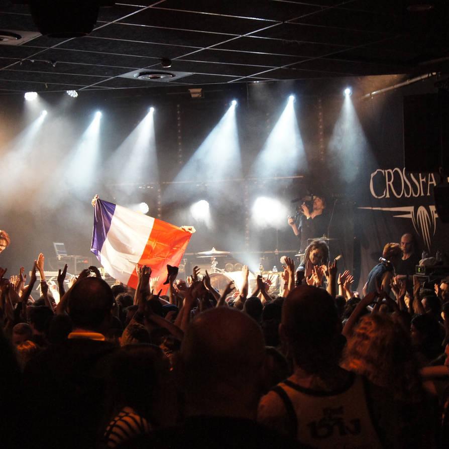CrossFaith Paris France Trabendo 14/03/2016 by mopiou